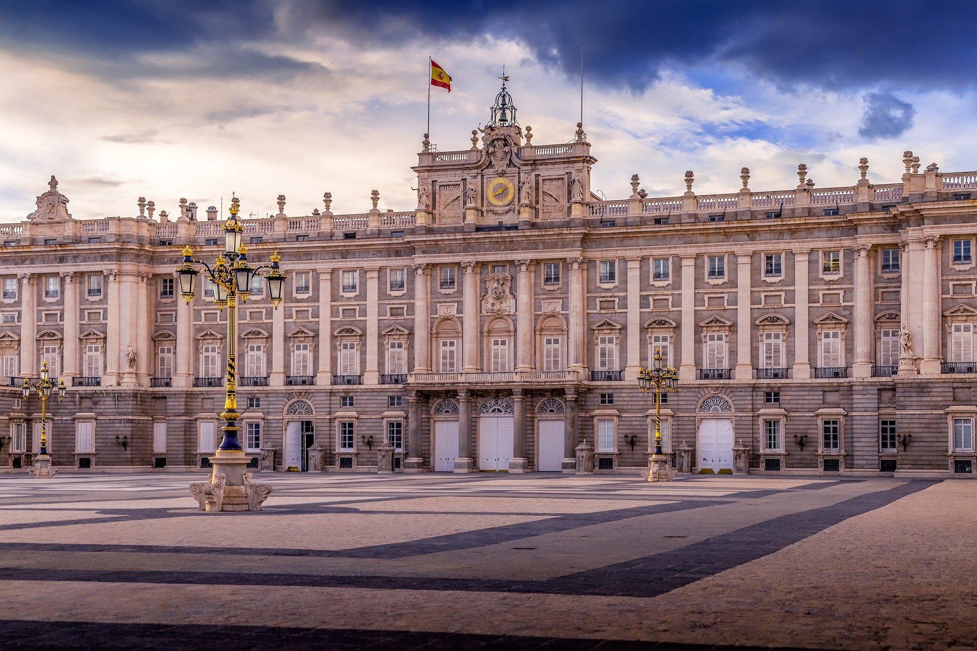 Royal Palace Spain